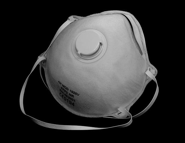 Marquage CE masque FFP2