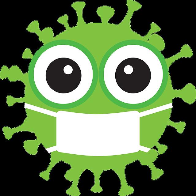 Masque COVID-19 coronavirus pour les enfants